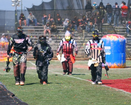 Big Brothers Big Sisters Celebrity Paintball Tournament