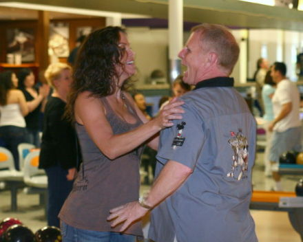 Balls of Fire Celebrity Bowling Tournament