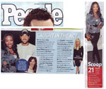 2010 October People Magazine
