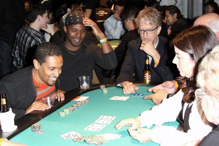 LUPUS LA Celebrity Poker Tournament and Party
