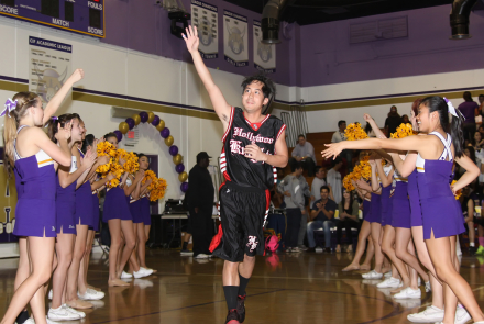 2011 Diamon Bar High game photos