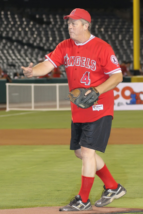 The Steve Garvey Pro/Celebrity Softball Game