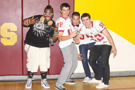 La Canada High 2011 Game photo
