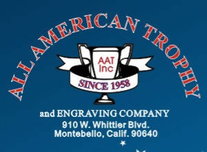 All American Trophy logo