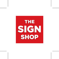 The Sign Shop logo