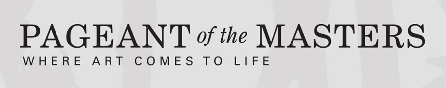 Pageant of the Masters logo
